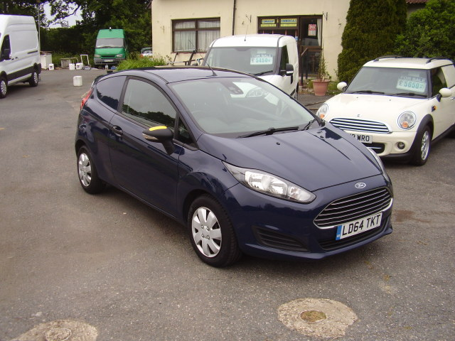 2015 (64) FORD FIESTA £4,450.00 econectic tech TDCi