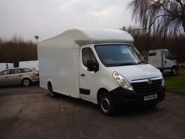 2014(64) VAUXHALL MOVANO LO LOADER £11,950.00 125, 2299cc, 3500kg